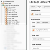 TYPO3-xBlog-RSS: RSS-Feed in ein paar Minuten fertiggestellt